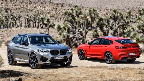 Powerpack: BMW bringt X3  und X4 erstmals als M-Sportversion