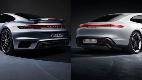 Taycan gegen 911: Wie Porsche in Zeiten des Lockdowns unterhält