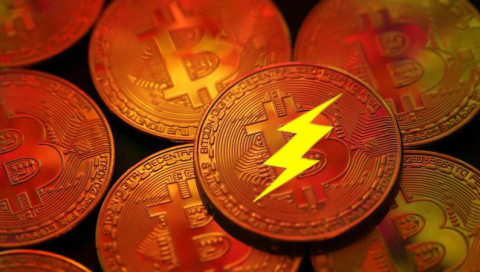 Bitcoin-Fans warten auf Lightning