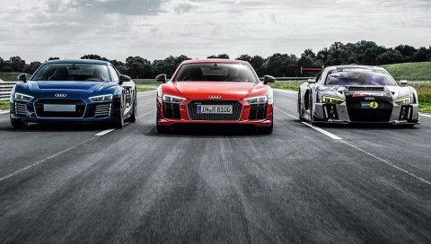 Nachfolger für Audi R8 e-tron?