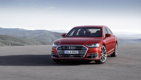 Das ist der neue Audi A8