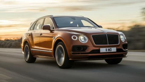 Bentley präsentiert das schnellste SUV der Welt