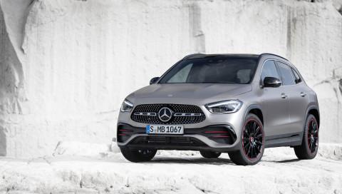 Mercedes-Benz GLA 2020: Alle Infos zu Motor, Ausstattung und Preis