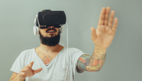 Microsoft will Virtual Reality fühlbar machen