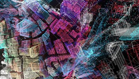"""""""Wind of Boston"""": Wenn Stürme zu Daten-Gemälden werden"""