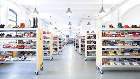 Zalando bringt den Offline-Handel ins Netz