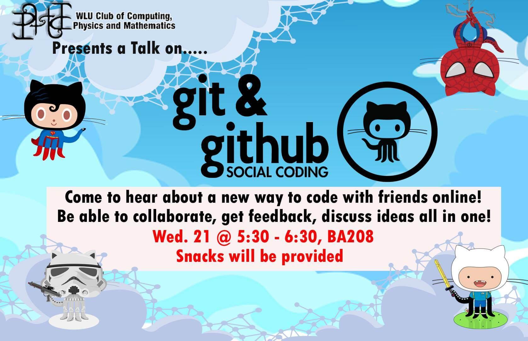 Git Talk 2015