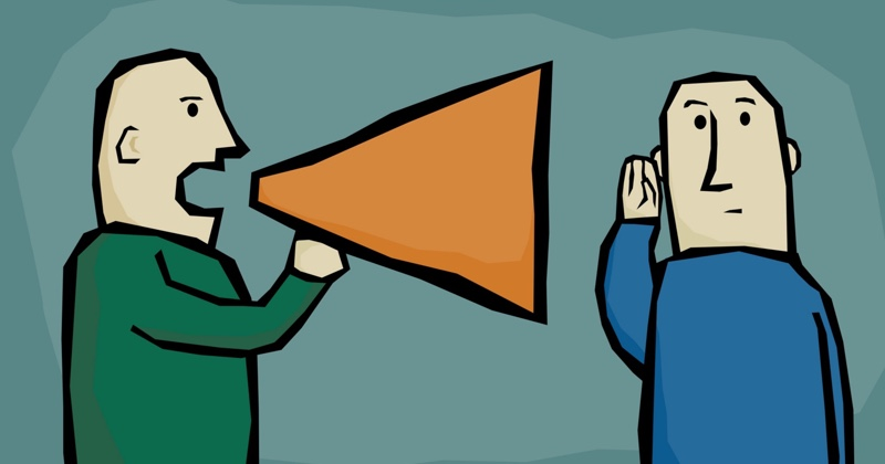 Why communication? How to communicate?