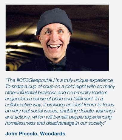 Woodards_Charitable_Foundation_CEO_Sleepout