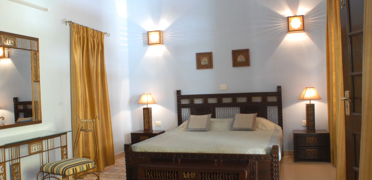 Suite Room at Woodyvu Wellness, Rishikesh