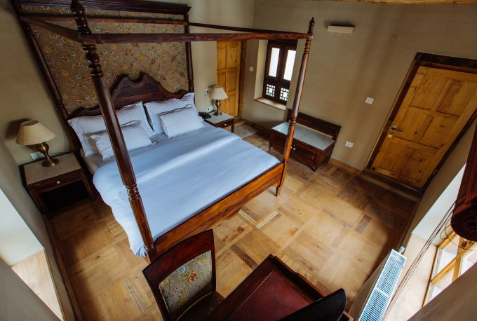 Double Bed Suite Room