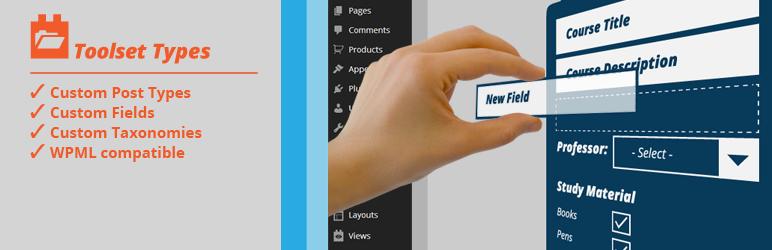 Toolset Types Plugin - WordPress Theme