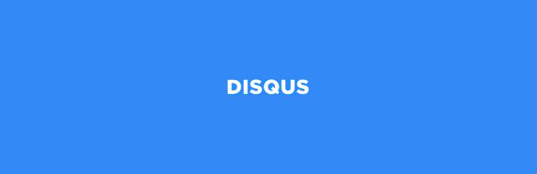 Disqus – Comment System Plugin - WordPress Theme