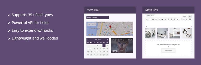 Meta Box Custom Plugin - WordPress Theme