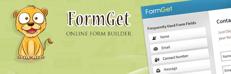 Formget Contact Form Plugin - WordPress Theme