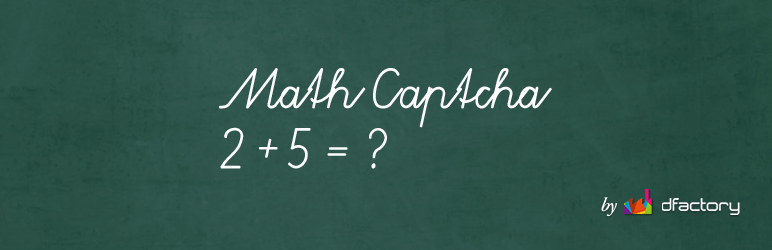 Math Captcha - WordPress Theme
