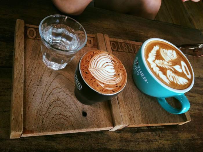 café en Tailandia
