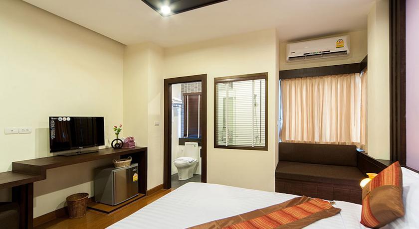Tara Place hotel en Bangkok