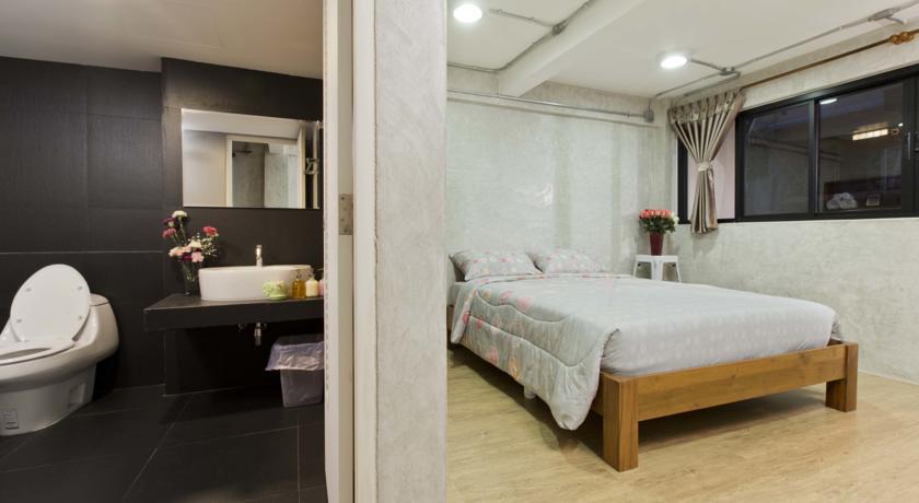 Thanabhumi, el mejor hostel de Bangkok