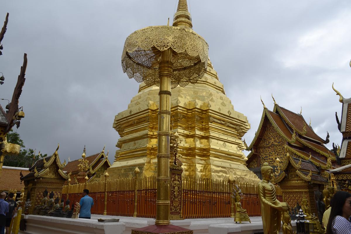 Doi Suthep, Chiang Mai, Tailandia