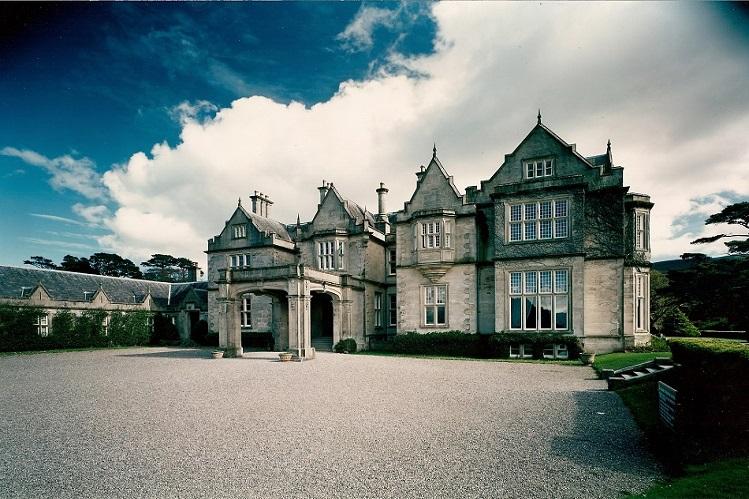 mansión muckross vista general, killarney