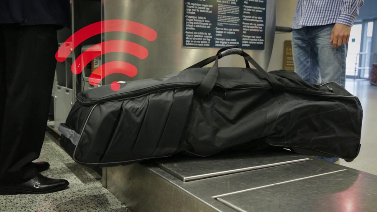 Lugloc Luggage Tracker lozalizador de equipaje