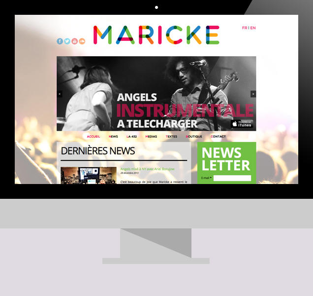 Maricke