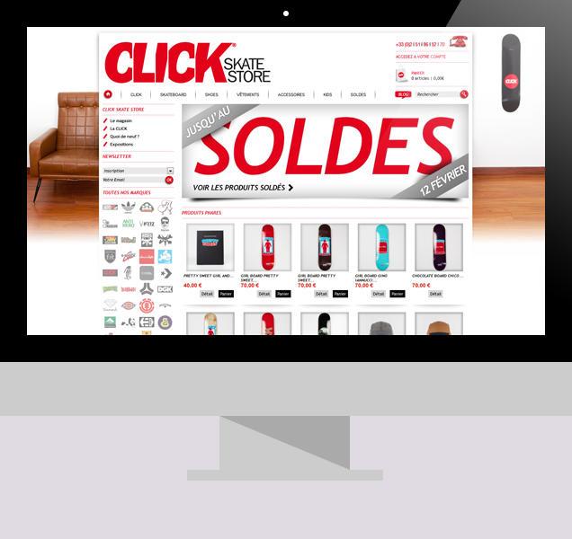 Click Skate Store