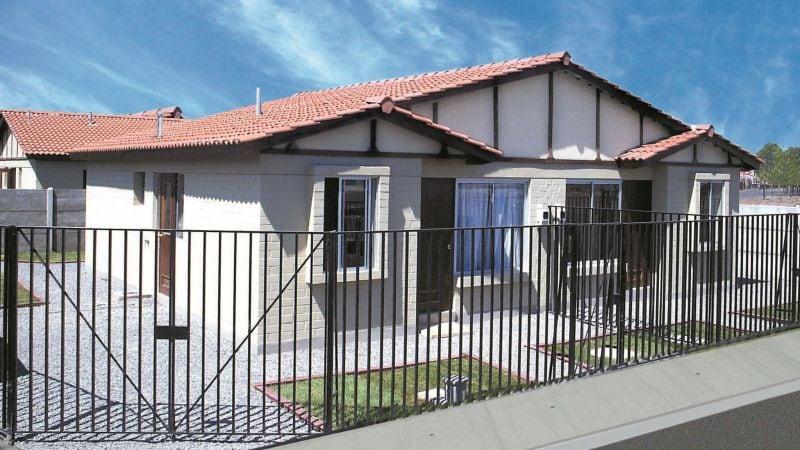 Casas Nuevas Padre Hurtado - Casa A