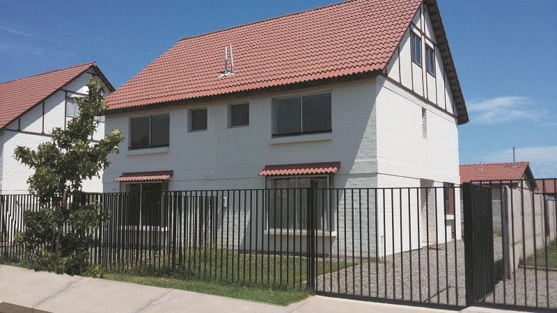 Casas Nuevas Padre Hurtado - Casa C