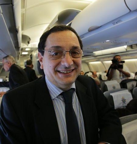 """Sergio Rubin: """"El único cambio en él es su extroversión, su sonrisa"""""""
