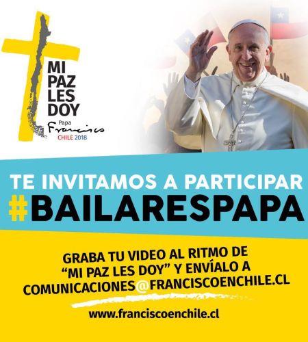 #BAILARESPAPA: Sigue la coreografía del himno oficial y envíanos tu video