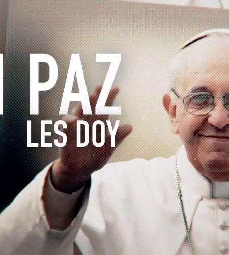 Así se prepara la visita del Papa en Chile