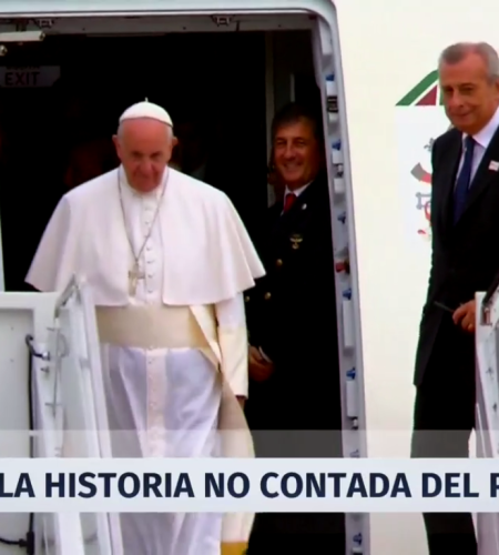 La historia no contada del Papa Francisco