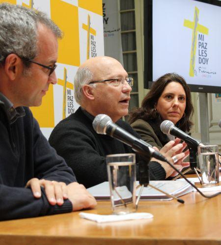 """""""Mi paz les doy"""" es el lema que animará  la Visita Apostólica del Papa Francisco a Chile"""