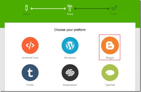 블로거에 디스커스(Disqus.com)댓글 시스템 달기-(3) Blogger site에서 도구 추가하기