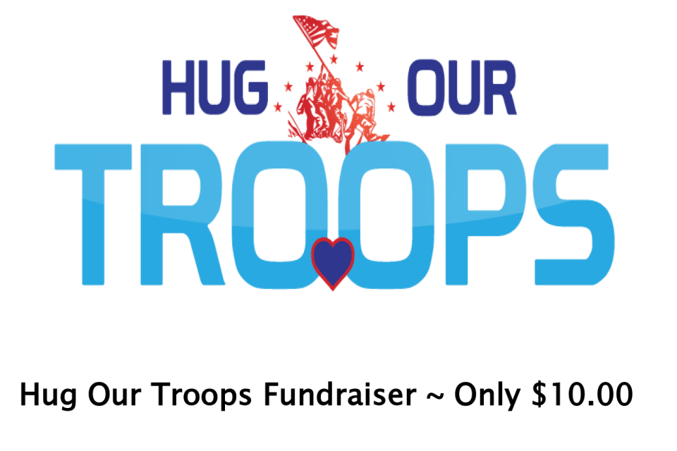 Help us Hug Our Troops