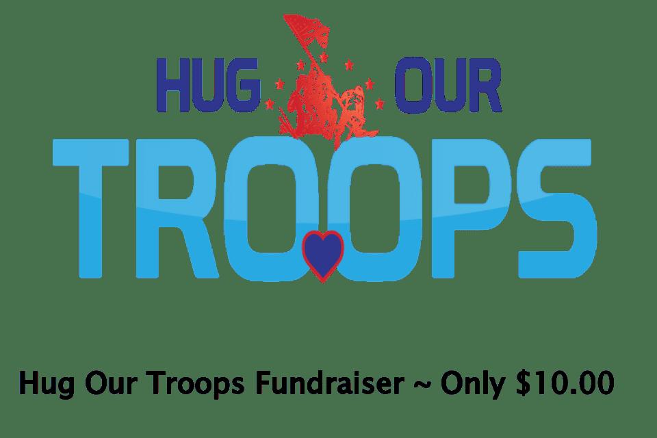 Help us Hug Our Troops