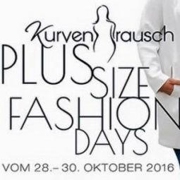 Die Plus Size Fashion Days 2016