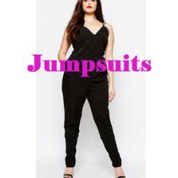 Sportlich-schick gestylt in Jumpsuits