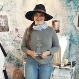 Designerin Katja Heidrich holt den Young Designer Award