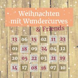 Dein Adventskalender: Weihnachten mit Wundercurves & Friends