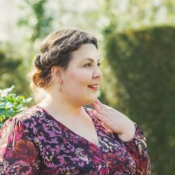 Selbstbewusst und strahlend: Jana von Plus Size by Nature