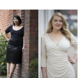 Murek: Plus-Size-Mode für den besonderen Moment