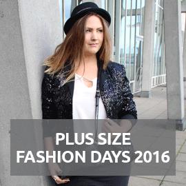 Wundercurves Plus Size Fashion Days 2016
