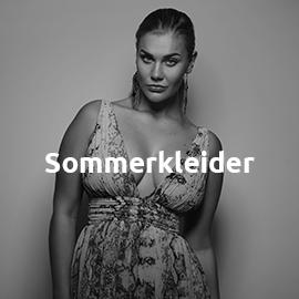 Sommerkleider in Plus Size