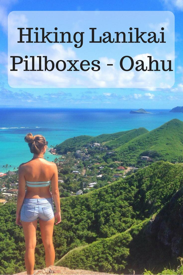 Hiking Lanikai Pillboxes Oahu