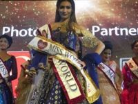 Jessia new 'Miss World Bangladesh'