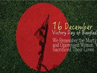 Today is 16 December, the great Victory Day.