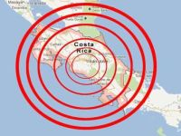 Strong Earthquake Hits Costa Rica